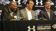 Ravens enter free agency in unique position