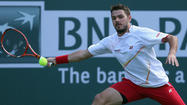 Stanislas Wawrinka continues to roll at Indian Wells