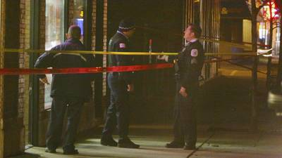 4 wounded, 1 fatally, in city shootings