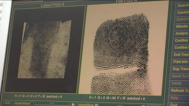Backlogged Forensic Lab Sends Back Evidence Untested