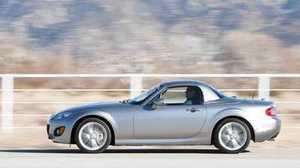 Mazda MX-5 still tops fun-to-drive category