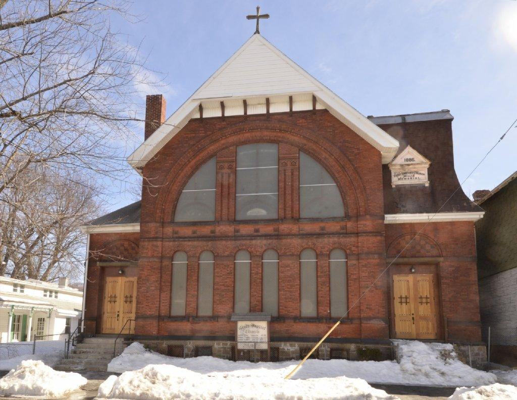 Grace Baptist Church in Troy, N.Y., is giving away a modified AR-15, joining other churches using firearms giveaways to draw people in to hear religious and 2nd Amendment messages.