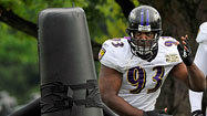Ravens Q&A with defensive end Cory Redding