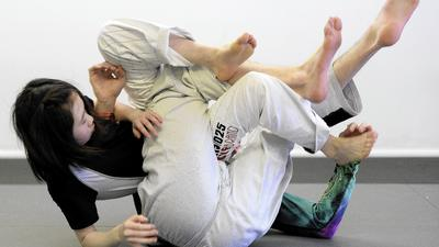 Bethlehem girl is a 70-pound jujitsu champ