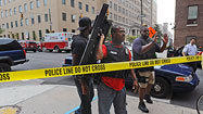 Commission to review Hopkins Hospital security after shooting