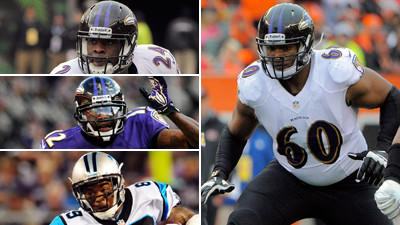 Ravens' news, notes and opinions on the start of free agency