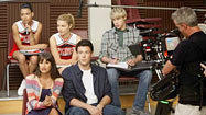 'Glee': Behind the scenes of season 2