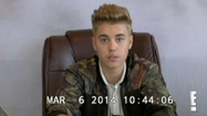 Justin Bieber's Shocking Deposition Video
