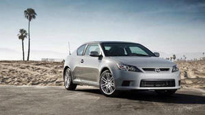 2011 Scion tC shifts into gender-neutral