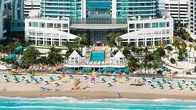 Westin Diplomat Hotel Hallandale Beach