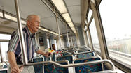 If you rode public transit today, congratulate yourself