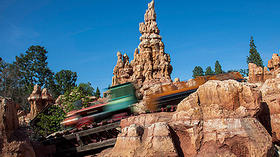 Review: What's old is old again for Disneyland's Big Thunder Mountain