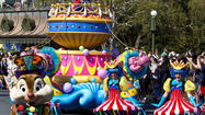 Pictures: Disney Festival of Fantasy Parade