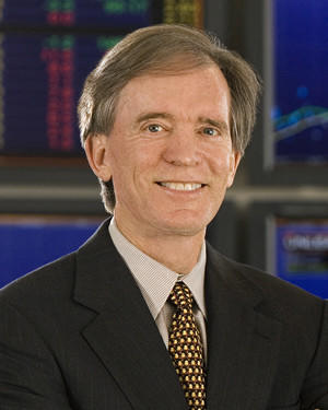 Bill Gross, co-founder and chief investment officer for Pacific Investment Management Co.