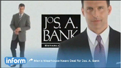 Jos. A. Bank and Men's Wea
