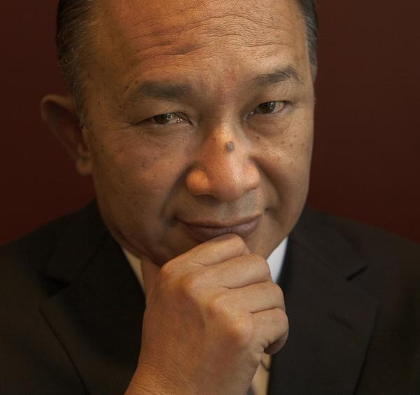 John Woo will helm the jury at the Beijing International Film Festival.