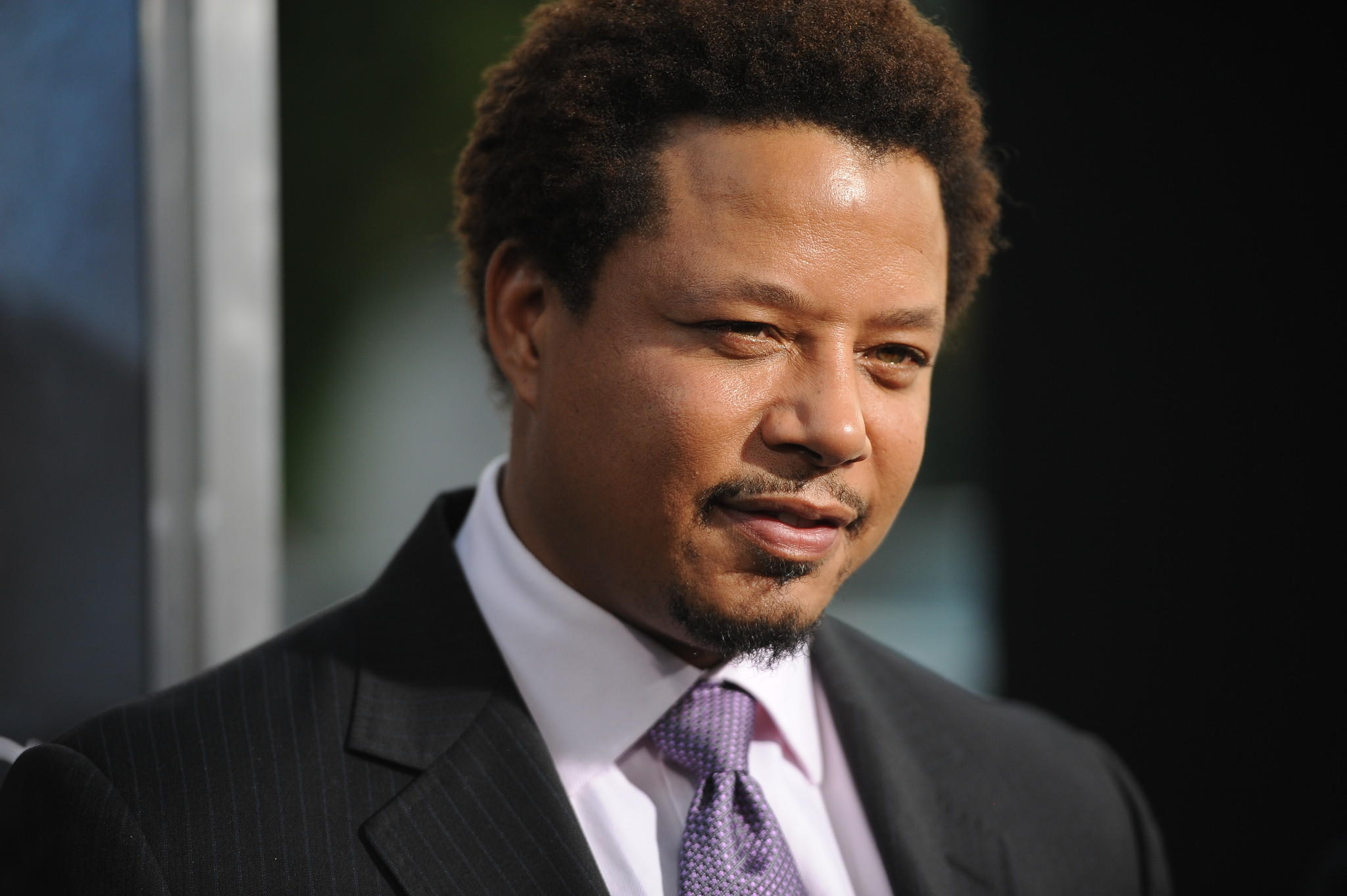 "Terrence Howard will star in the Fox pilot ""Empire"" that will film in Chicago later this month."