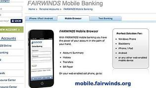 Video: Fairwinds Credit Union customers cope with online-banking outages