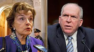 Feinstein, CIA spar over alleged spying on Senate staff