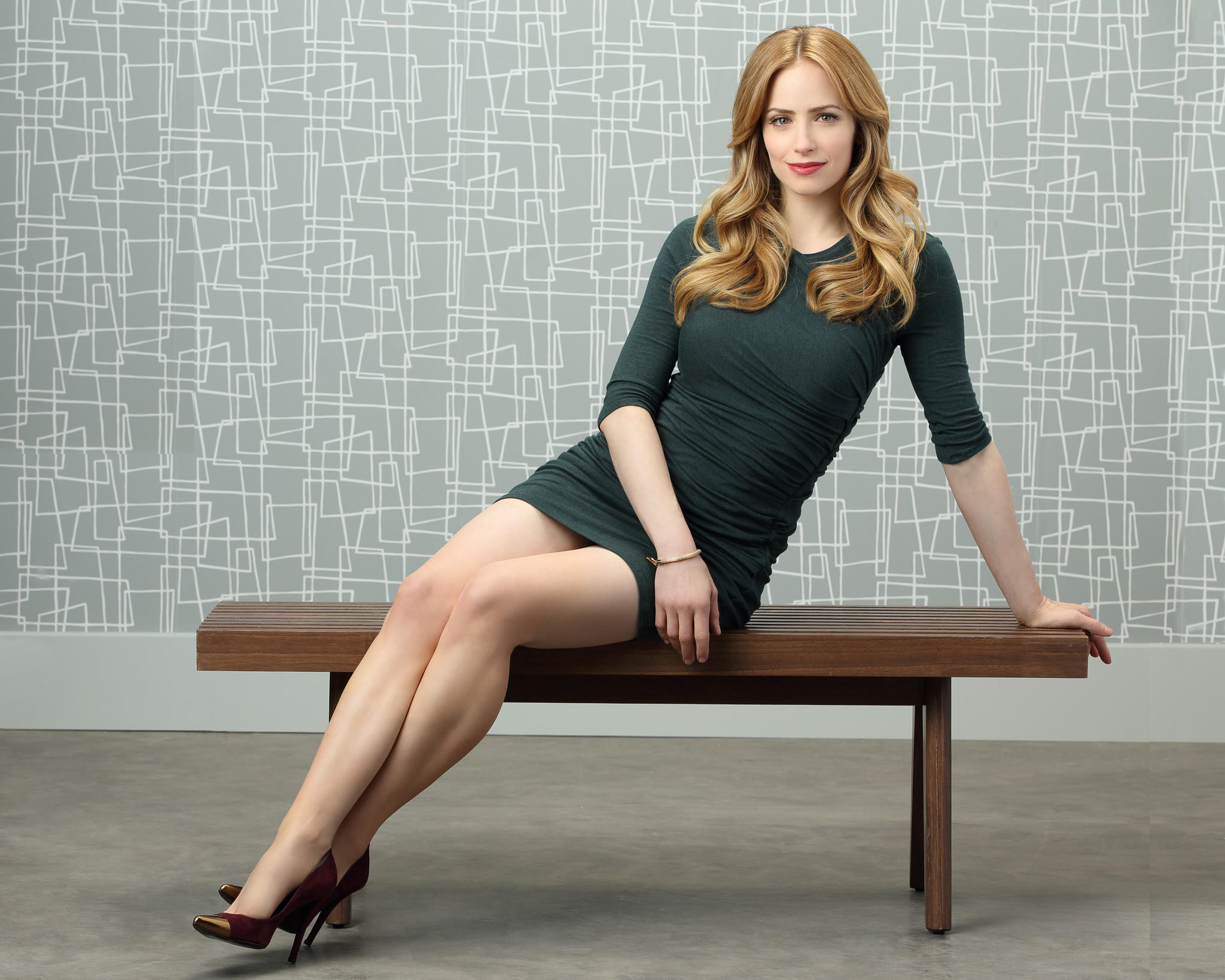 "Northwestern grad Jaime Ray Newman plays Sam in ABC's Chicago-filmed ""Mind Games."""