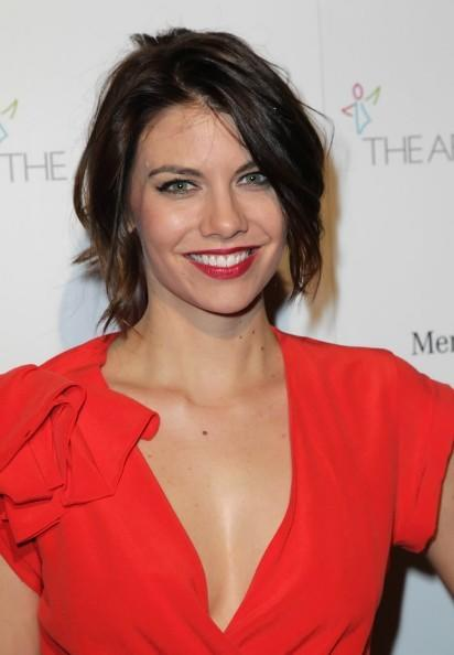 Actress Lauren Cohan attends The Art Of Elysium's 7th Annual HEAVEN Gala Presented By Mercedes-Benz on Jan. 11, 2014 in Los Angeles.