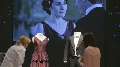 'Downton Abbey' costumes on display at Winterthur [Pictures]