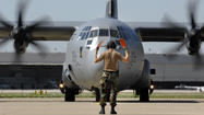 Maryland Air Guard losing attack aircraft, regaining cargo planes