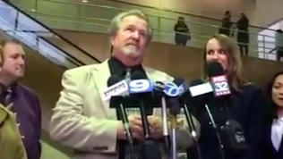 Video: Family, prosecutors react to Kustok verdict