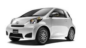 Think small: Scion's subcompact iQ set to hit U.S. in early 2011