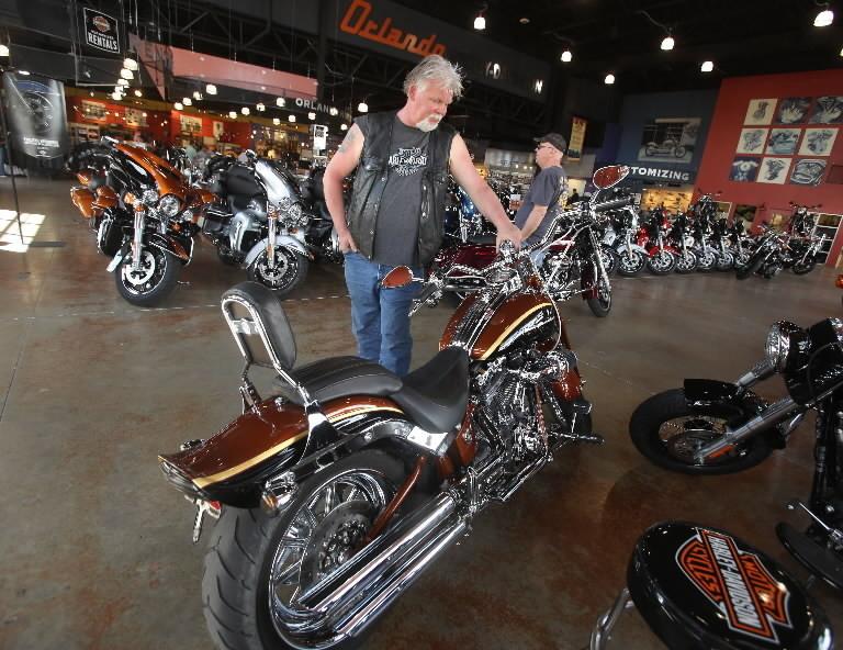 Orlando Harley Davidson Reviews