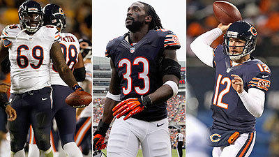 Bears free-agency news tracker