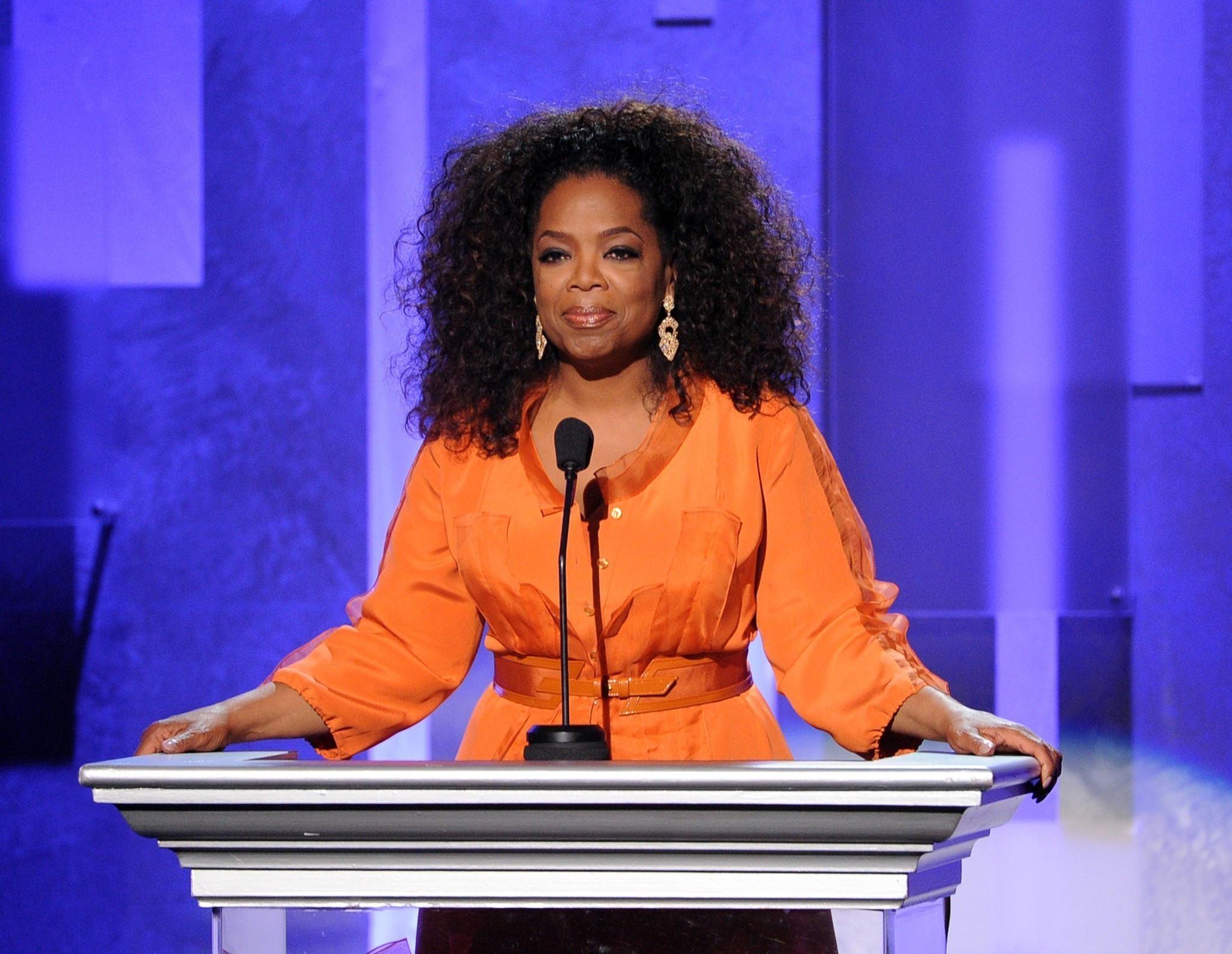 oprah winfrey leadership style term papers