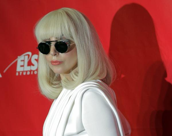 Lady Gaga, seen above at a Grammy event in 2014, will on Thursday perform at the annual South by Southwest festival and conference in Austin, Texas.