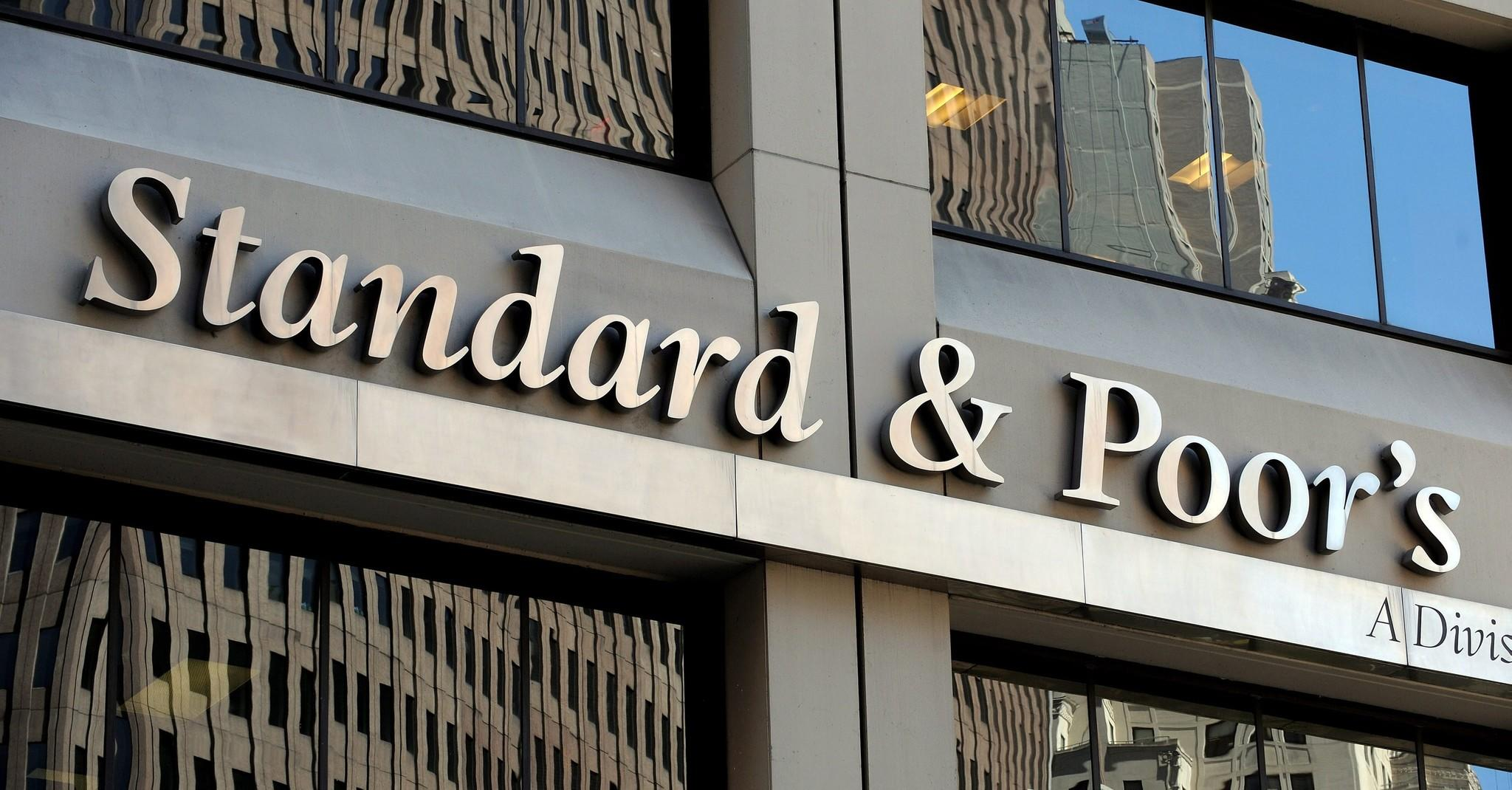 "Standard & Poor's is seeking information from former U.S. Treasury Secretary Timothy F. Geithner related to what S&P said was a ""threatening"" call he made to its parent company's chairman after S&P's downgrade of U.S. debt in 2011."