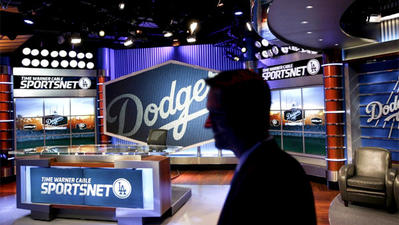 Fans might have to wait weeks before Dodgers games come to their TVs