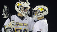 Towson uses strong first half to beat Navy, 14-9