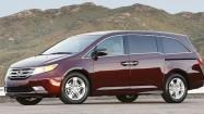 2011 Honda Odyssey: Better? Yes. Prettier? No.