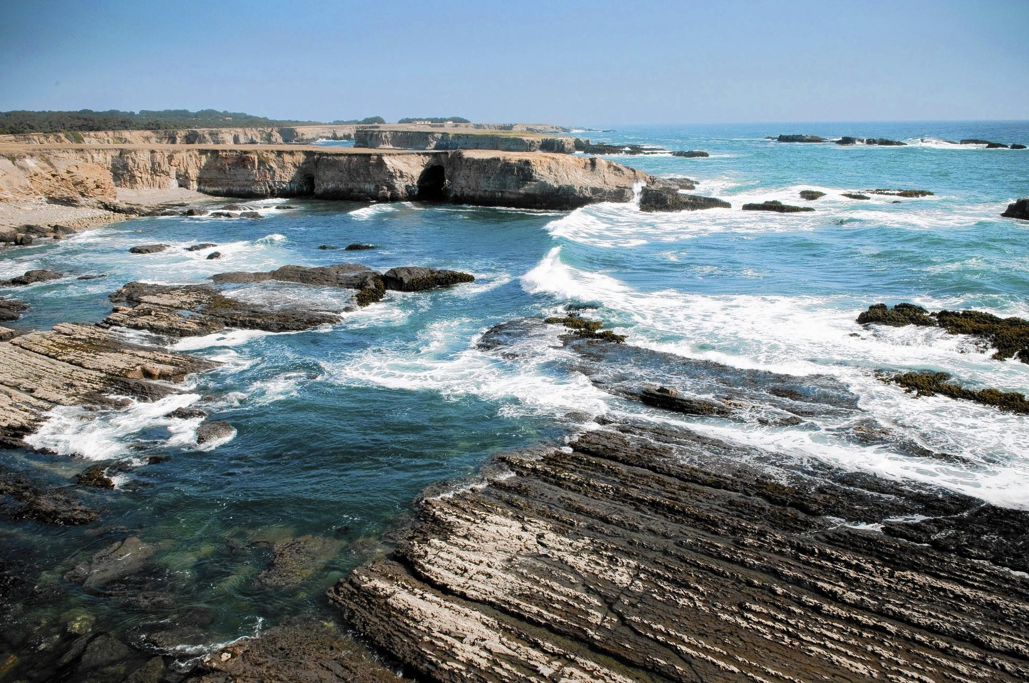 The Stornetta Public Lands are along the Mendocino County coastline just north of the town of Point Arena.