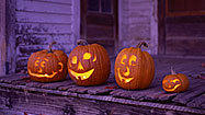 Pictures: Halloween Jack O'Lanterns
