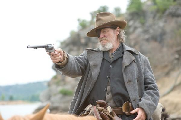 "A 14-year-old girl sets out with trigger-happy, drunken U.S. Marshal Rooster Cogburn to hunt down the man who shot her father in cold blood. With <a class=""taxInlineTagLink"" id=""PECLB000662"" title=""Jeff Bridges"" href=""/topic/entertainment/movies/jeff-bridges-PECLB000662.topic"">Jeff Bridges</a>, <a class=""taxInlineTagLink"" id=""PECLB001265"" title=""Matt Damon"" href=""/topic/entertainment/matt-damon-PECLB001265.topic"">Matt Damon</a>, <a class=""taxInlineTagLink"" id=""PECLB0004499"" title=""Josh Brolin"" href=""/topic/entertainment/movies/josh-brolin-PECLB0004499.topic"">Josh Brolin,</a> Barry Pepper and Hailee Steinfeld. Directed by John Irvin. Screenplay by <a class=""taxInlineTagLink"" id=""PECLB001050"" title=""Joel Coen"" href=""/topic/entertainment/movies/joel-coen-PECLB001050.topic"">Joel Coen</a> & <a class=""taxInlineTagLink"" id=""PECLB001049"" title=""Ethan Coen"" href=""/topic/entertainment/movies/ethan-coen-PECLB001049.topic"">Ethan Coen</a>."
