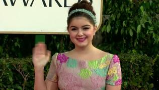Ariel Winter Thinks Her Family Can't Be Fixed
