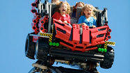 Top 10 Legoland California rides and attractions