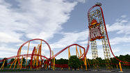 Top 10 new rides and attractions at U.S. theme parks for 2011
