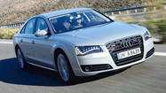 Audi A8 review: This V-8 lightweight proves its mettle