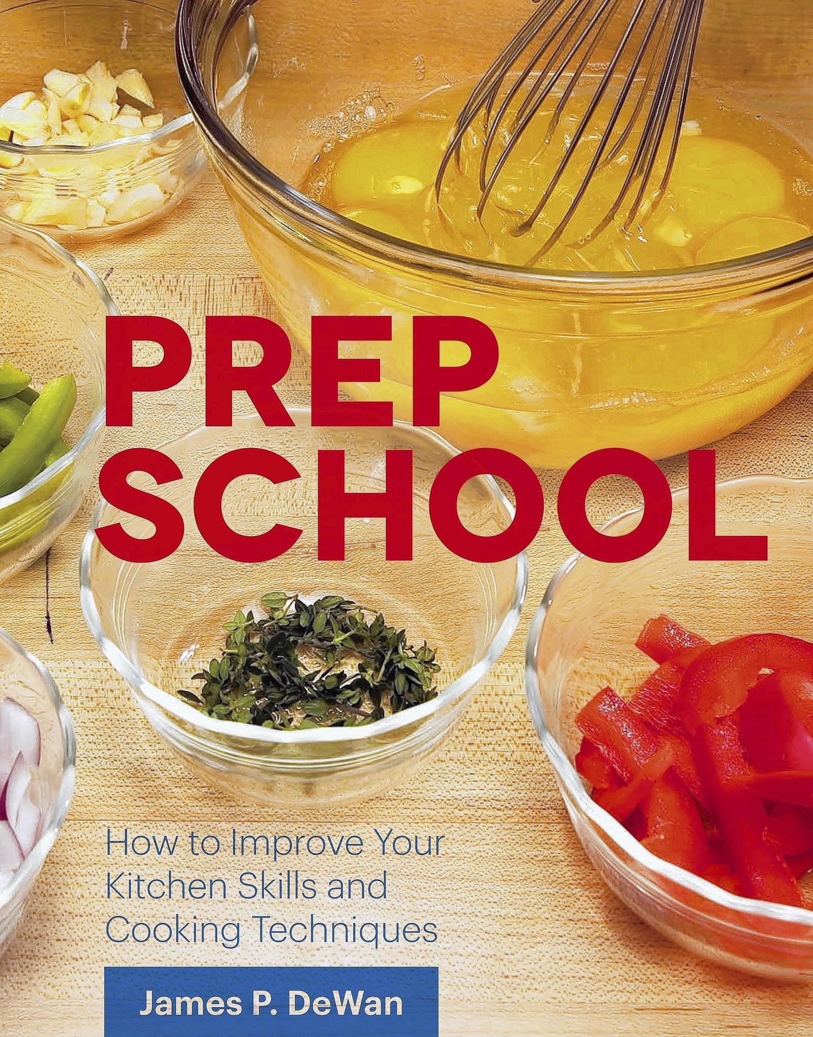 Prep School by James P. DeWan.