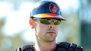 Orioles catcher Matt Wieters will sit out next few games with right ankle sprain