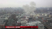 Explosion rocks New York building; people are trapped [Video]
