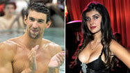 Report: Michael Phelps dating Brittny Gastineau?