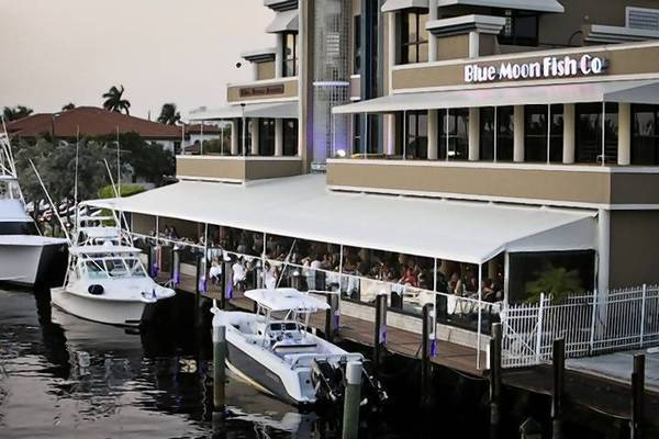 Top Broward restaurants - Blue Moon Fish Company
