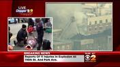 Eyewitness Describes East Harlem Explosion, Building Collapse